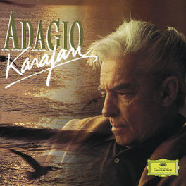 ADAGIO MAHLER, BRAHMS, VIVALDI, GRIEG WBP Audio CD, HERBERT VON KARAJAN, CD