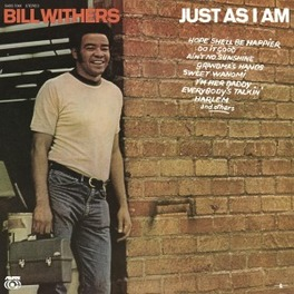JUST AS I AM 180 GRAM AUDIOPHILE PRESSING BILL WITHERS, LP