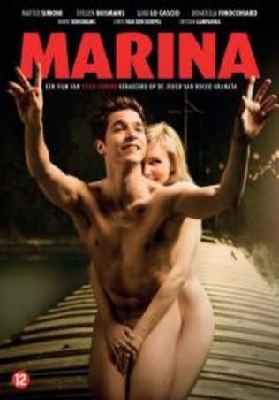 Marina, (DVD) ALL REGIONS // W/ MATTEO SIMONI, CRISTIAAN CAMPAGNA