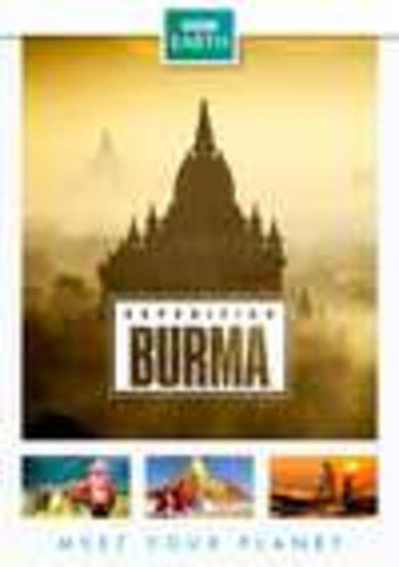 BBC Earth - Expedition Burma