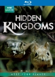 Hidden Kingdoms (2 Blu-ray)