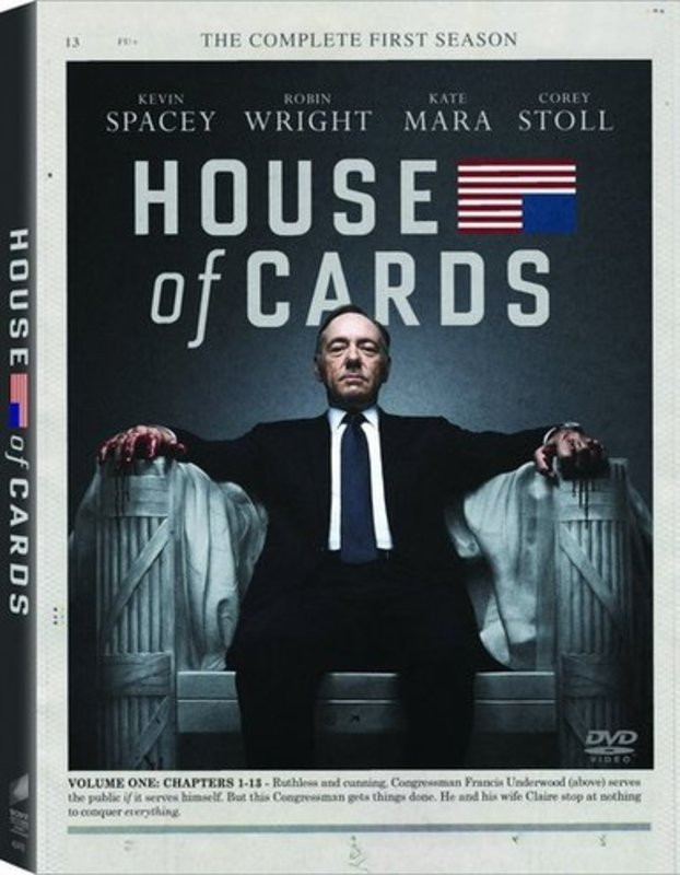 House of Cards seizoen 01