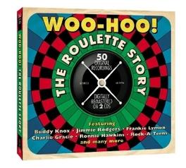 WOO-HOO! THE ROULETTE STORY V/A, CD