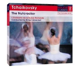 NUTCRACKER L'ORCHESTRE DE LA SUISSE ROMANDE/ERNEST ANSERMET P.I. TCHAIKOVKSY, CD