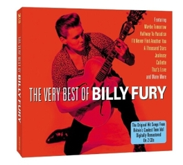 VERY BEST OF -2CD- 37 ORIGINAL RECORDINGS, DIGITALLY REMASTERED BILLY FURY, CD