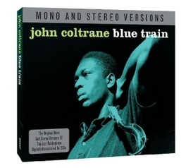 BLUE TRAIN - MONO &.. .. STEREO . DIG REMAST. JOHN COLTRANE, CD