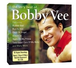 VERY BEST OF -2CD- 50 ORIGINAL RECORDINGS, DIGITALLY REMASTERED BOBBY VEE, CD