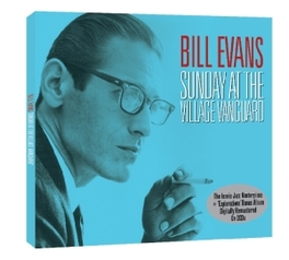 SUNDAY AT THE VANGUARD SUBDAY AT / EXPLORATIONS BILL EVANS, CD