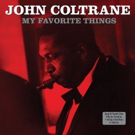 MY FAVORITE THINGS JOHN COLTRANE, Vinyl LP