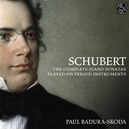 SCHUBERT: COMPLETE PIANO...