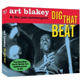 DIG THAT BEAT BLAKEY, ART & THE JAZZ ME, CD