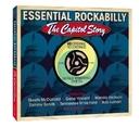 ESSENTIAL ROCKABILLY -.. .. THE CAPITOL STORY. 40 ORIGINAL RECORDINGS