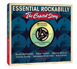 ESSENTIAL ROCKABILLY -.. .. THE CAPITOL STORY. 40 ORIGINAL RECORDINGS V/A, CD