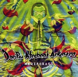 MEDIACRACY JARIBU AFROBEAT ARKESTRA, CD