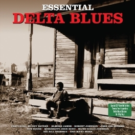 ESSENTIAL DELTA BLUES V/A, LP