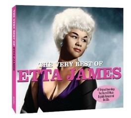 VERY BEST OF ETTA JAMES, CD