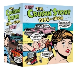 CRUISIN' STORY 1956-1960 THE COMPLETE SERIES ON 10 CD'S V/A, CD