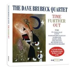 TIME FURTHER OUT -2CD- CD1:TIME FURTHER OUT // CD2:THE RIDDLE BRUBECK, DAVE -QUARTET-, CD