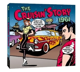 CRUISIN' STORY 1961 2CD, 50 TRACKS V/A, CD