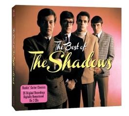BEST OF -2CD- 35 ORIGINAL RECORDINGS DIGITALLY REMASTERED SHADOWS, CD