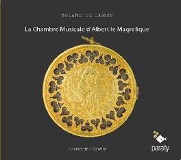 COMPLETE VOCAL & INSTRUME ENSEMBLE L'ECHELLE O. DE LASSUS, CD