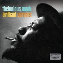 BRILLIANT CORNERS LP1:BRILLIANT CORNERS, LP2:THELONIUS HIMSELF-180GR THELONIOUS MONK, LP