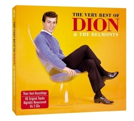 VERY BEST OF -2CD- 40 ORIGINAL RECORDINGS, DIGITALLY REMASTERED DION & THE BELMONTS, CD