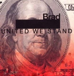 UNITED WE STAND FORMED BY STONE GOSSARD FROM PEARL JAM BRAD, CD