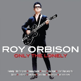 ONLY THE LONELY -2CD- 40 ORIGINAL RECORDINGS, DIGITALLY REMASTERED ROY ORBISON, CD