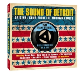 SOUND OF DETROIT ORIGINAL GEMS FROM TEH MOTOWN VAULTS V/A, CD