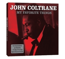 MY FAVOURITE THINGS MY FAVOURITE THING / BAGS & TRANE (WITH MILT JACKSON) JOHN COLTRANE, CD