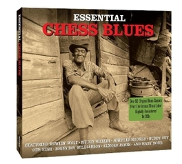 ESSENTIAL CHESS BLUES DIG REMAST. M.WATERS,HOWLIN'WOLF,J.L.HOOKER,BUDDY GUY, V/A, CD