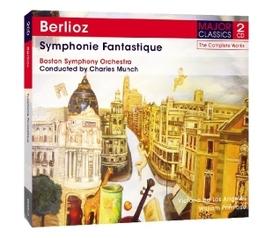 SYMPHONIE FANTASTIQUE BOSTON SYMPHONY ORCHESTRA/CHARLES MUNCH H. BERLIOZ, CD