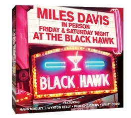 FRIDAY & SATURDAY NIGHTS 2 ORG LPS, RECORDED 21 & 22 APRIL 1961 AT THE BLACK HAK MILES DAVIS, CD