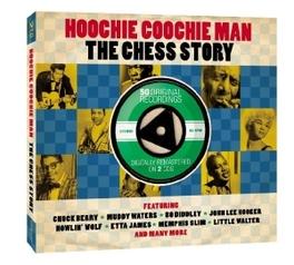 HOOCHIE COOCHIE MAN THE CHESS STORY V/A, CD