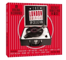 LONDON AMERICAN EP.. .. COLLECTION. 3CD, OVER 67 TRACKS V/A, CD