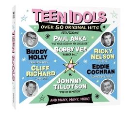 TEEN IDOLS V/A, CD