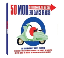 IN THE BEGINNING-THE.. .. MOD STORY // 50 MOD-ERN DANCE TRACKS V/A, CD