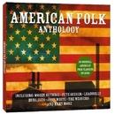 AMERICAN FOLK ANTHOLOGY W/...