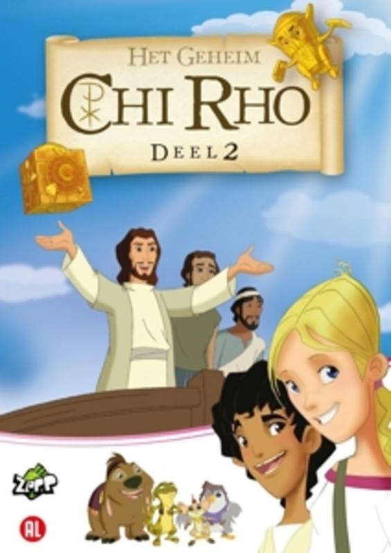 Chi Rho - Het Geheim (Deel 2)