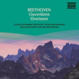 OUVERTUREN GUNZENHAUSER/DRAHOS L. VAN BEETHOVEN, CD