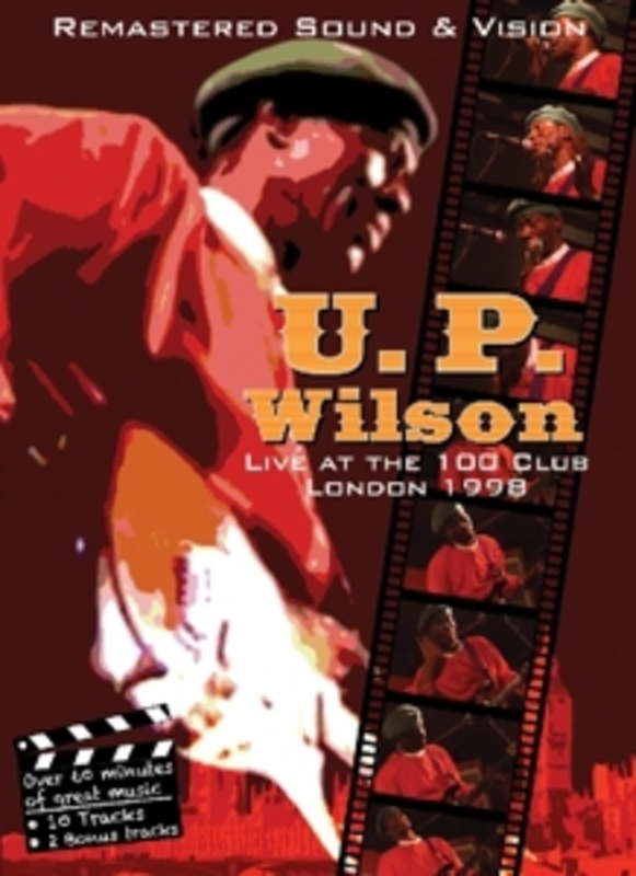 SEING IS BELIEVING NTSC/ALL REGIONS U.P. WILSON, DVDNL
