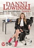 Danni Lowinski - Seizoen 2, (DVD) PAL/REGION 2 // W/ MARLIJN WEERDENBURG, MICHIEL ROMEYN