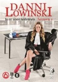 Danni Lowinski - Seizoen 2, (DVD) PAL/REGION 2 // W/ MARLIJN WEERDENBURG, MICHIEL ROMEYN TV SERIES, DVDNL
