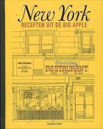 New York, Recepten uit de Big Apple Marc Grossman 9789461430984