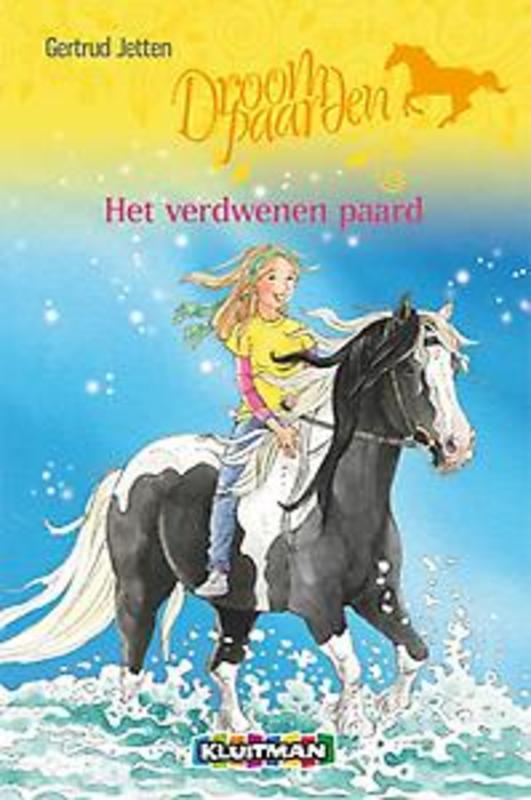 Het verdwenen paard Droompaarden, Jetten, Gertrud, Hardcover