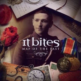 MAP OF THE PAST IT BITES, CD