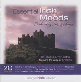 ESSENTIAL IRISH MOODS CELTIC ORCHESTRA, CD