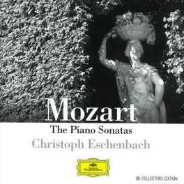 PIANO SONATAS *BOX* W/CHRISTOPH ESCHENBACH-PIANO Audio CD, W.A. MOZART, CD