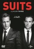 Suits - Seizoen 3, (DVD)